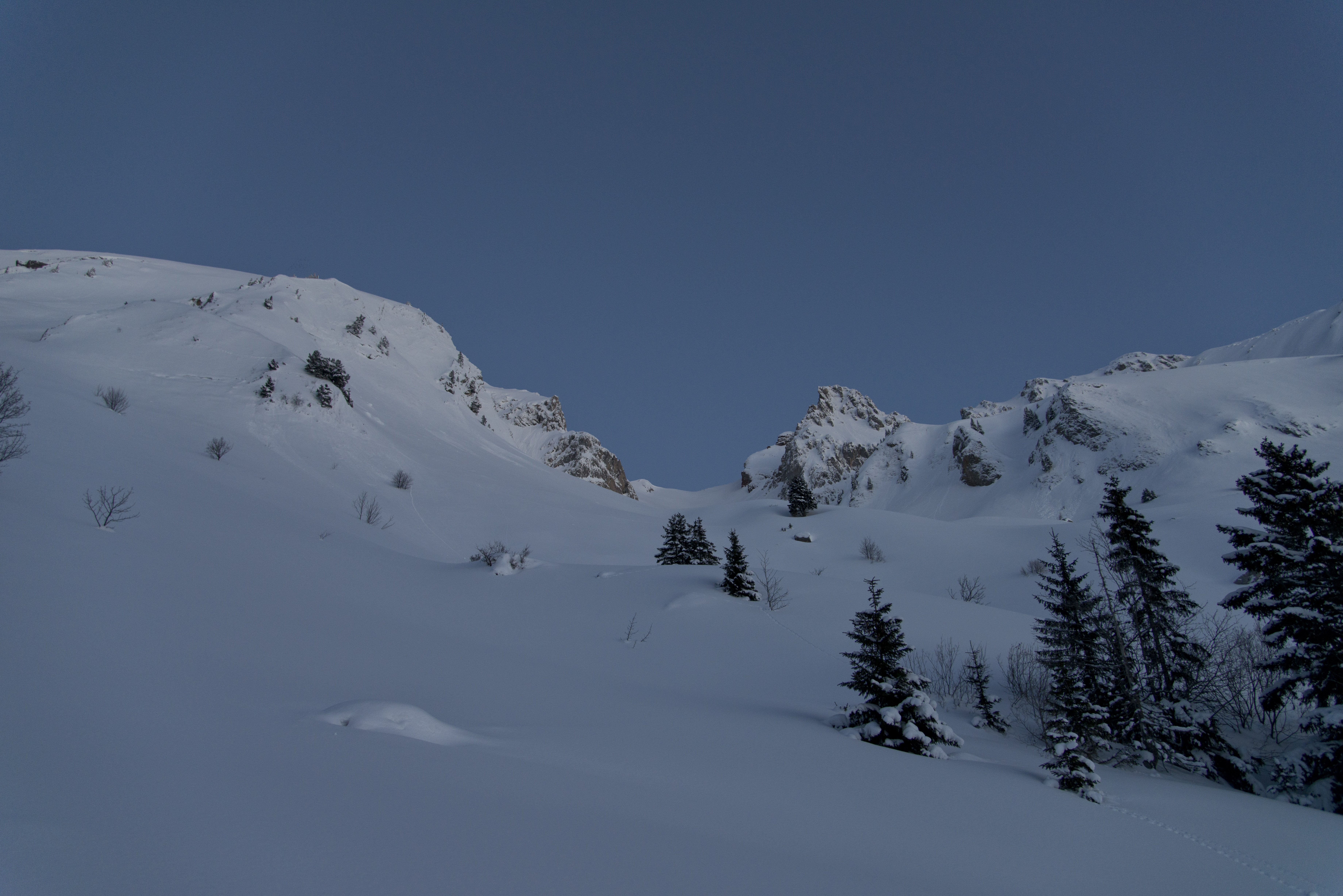 2013-02-10 Col de Chaudin