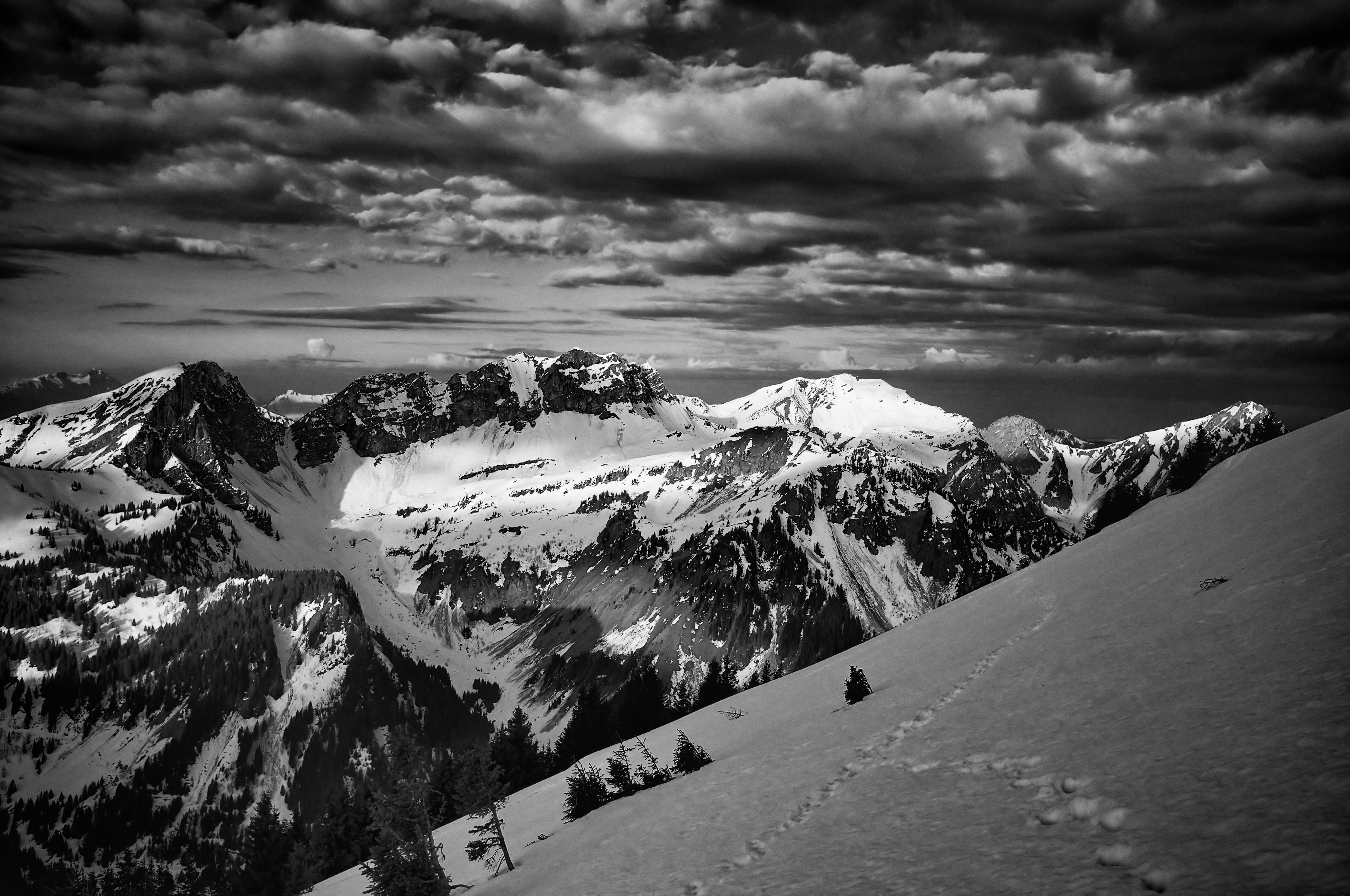 2013-04-18 mont de Grange
